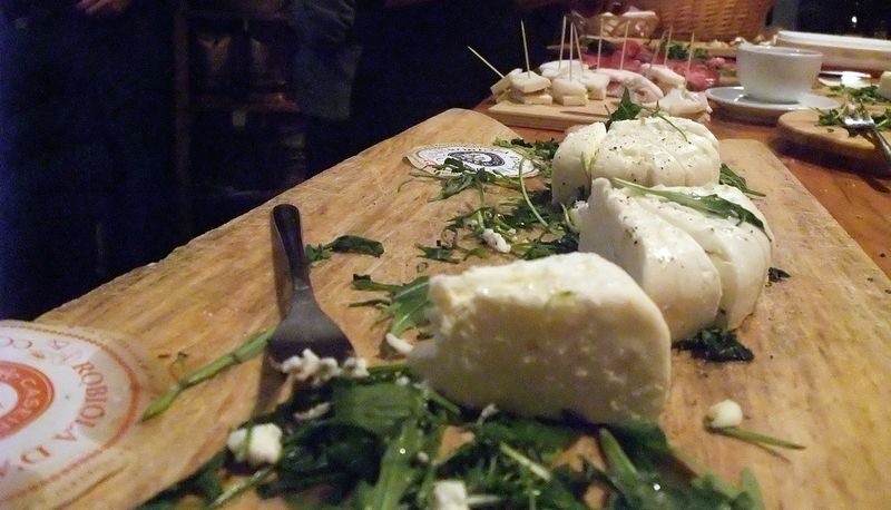 Robiola goats cheese