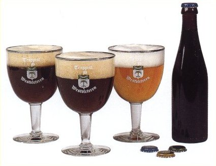 The glorious trinity of Westvleteren 6 10 12