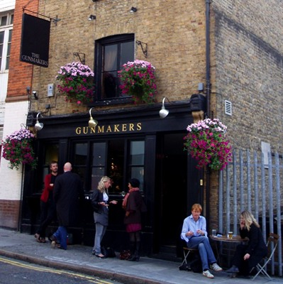 The Gunmakers Arms1